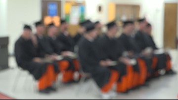'Redemption is real': SC inmates receive degrees through prison program
