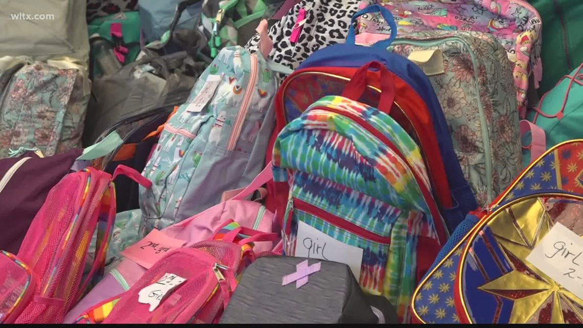Salvation Army hosts Operation School Supplies for local students ahead of the new school year