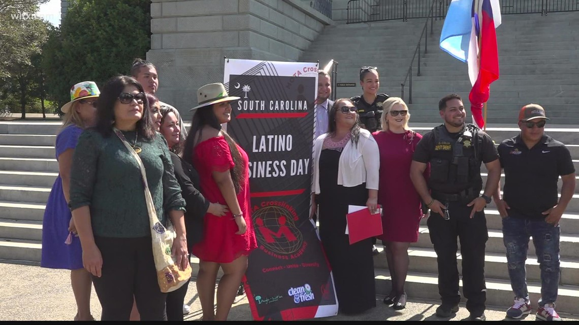 Latino businesses in South Carolina celebrated at event