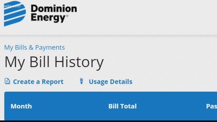 Customers concerned about higher than usual Dominion Energy bills