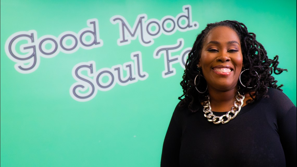 A soulful spin on vegan food: Folami Geter hopes to challenge misconceptions