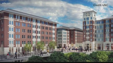 New 'Campus Village' dorms approved at the University of South Carolina