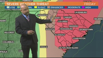 'Widespread' severe weather outbreak likely in the Midlands