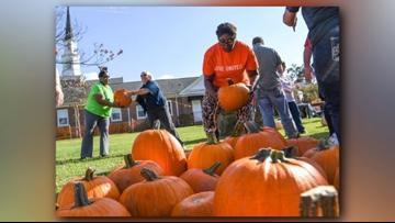 What's the Deal with Methodists and Pumpkins?