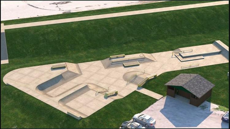 Skatepark plans move forward in Irmo