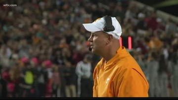 Pruitt gets support from the Tennessee AD who just happens to be a former UT head coach himself