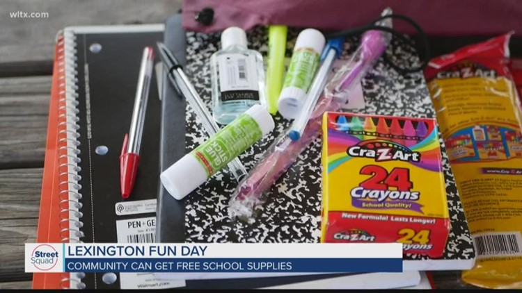 Kids can get free school supplies at community event Saturday
