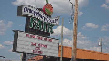 The new and old at the Orangeburg County Fair