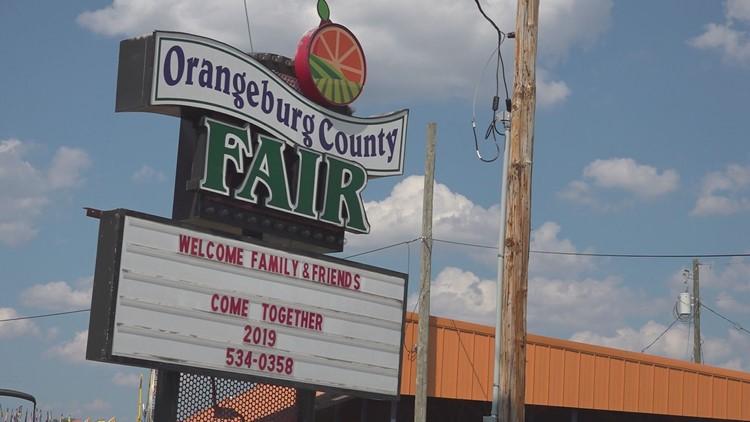 Orangeburg County Fair returns in October