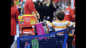 Columbia Police kick-off holiday toy drive, asking for community help