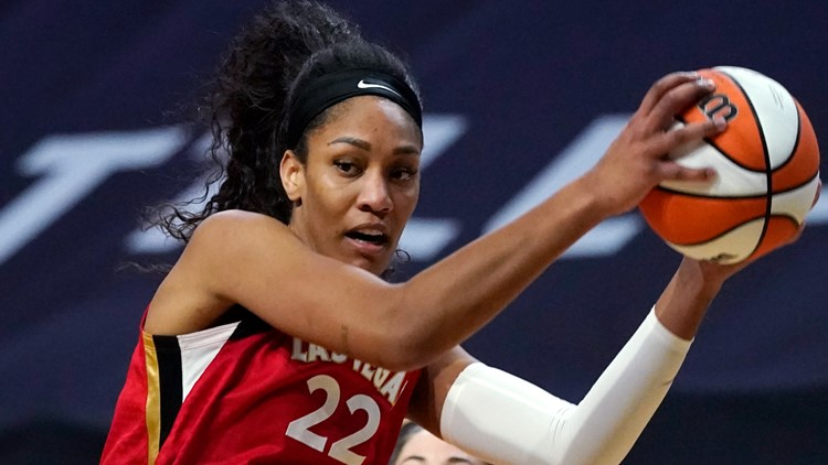 A'ja Wilson picked for USA women's Olympic basketball team