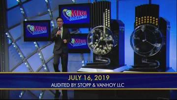 Mega Millions July 16, 2019