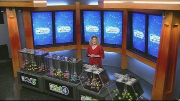 Evening Lottery Results December 10, 2018