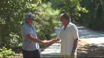 Irmo man helps another after what could have been a life-threatening accident