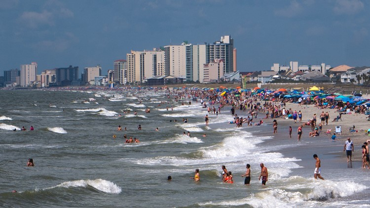 North Myrtle Beach Named Safest City In