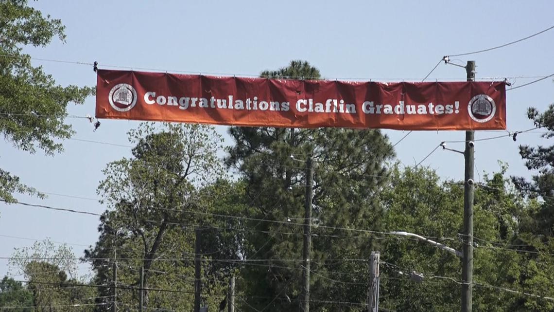 Claflin preps for April 24th graduation