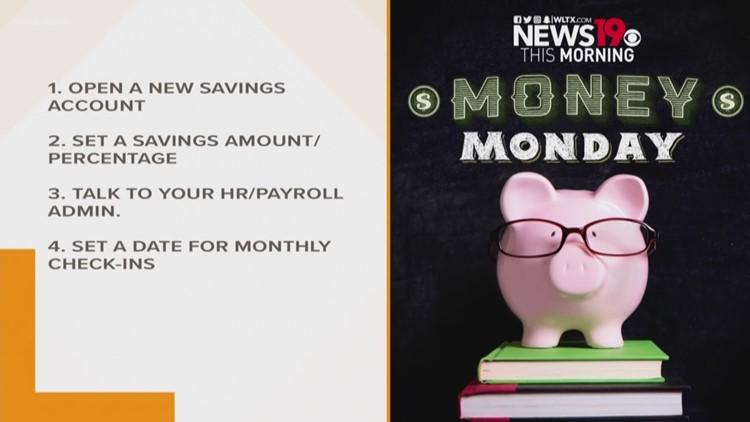 Money Monday - March 4, 2019