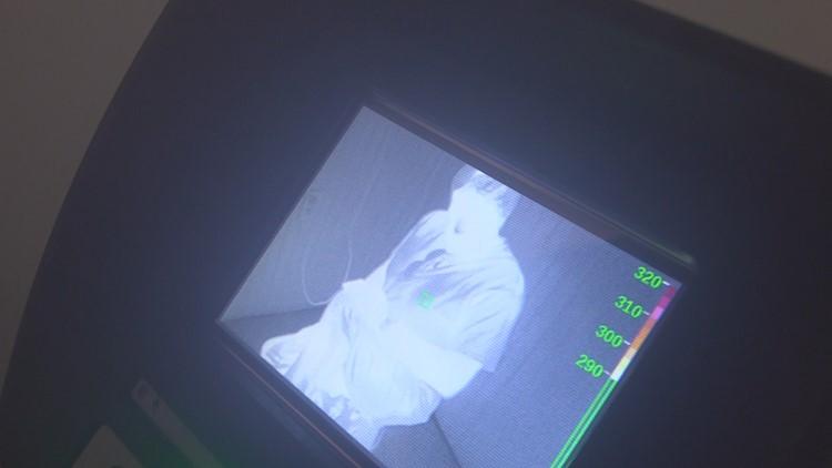 Thermal Camera Batesburg-Leesville