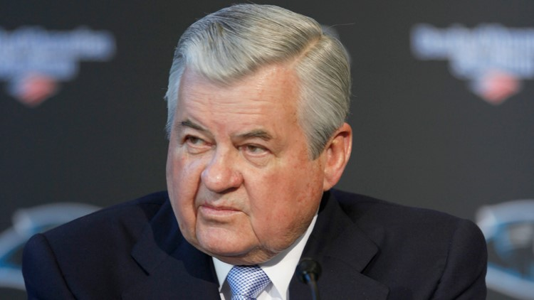 Panthers owner gives $150 million to Wofford College