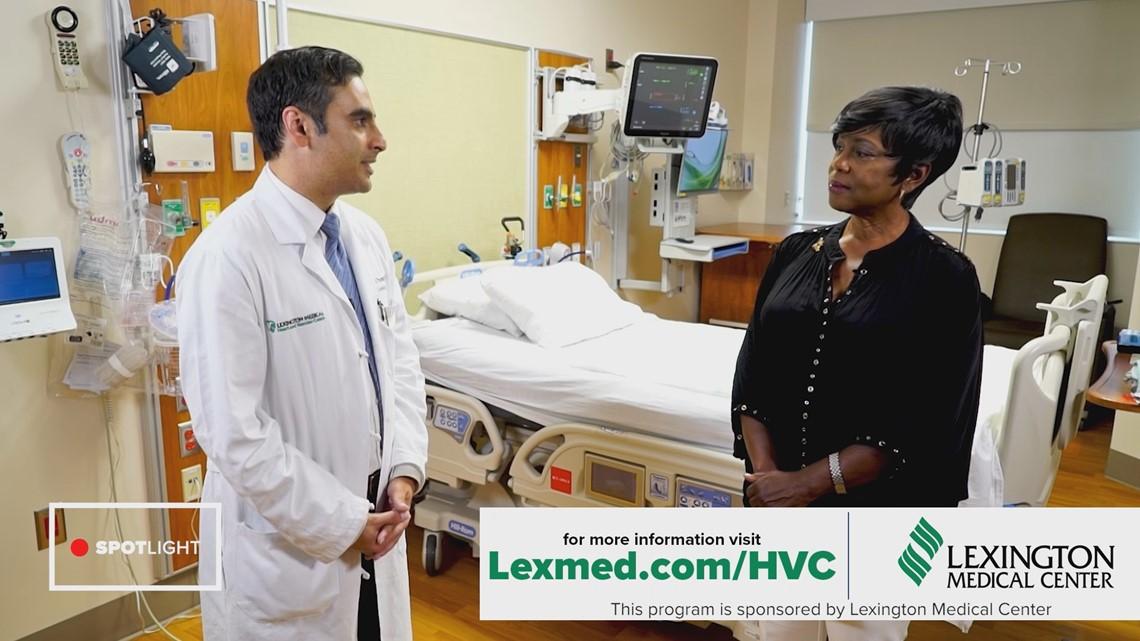 Lexington Medical Center: Heart failure