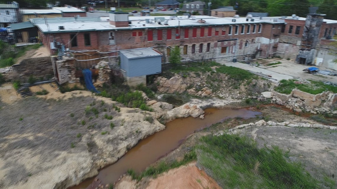 Old Mill Pond may be rebuilt in 2020