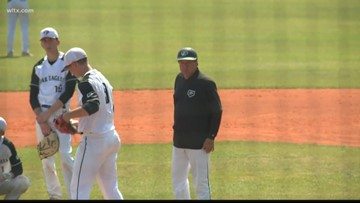 Father And Son Faceoff In High School Baseball