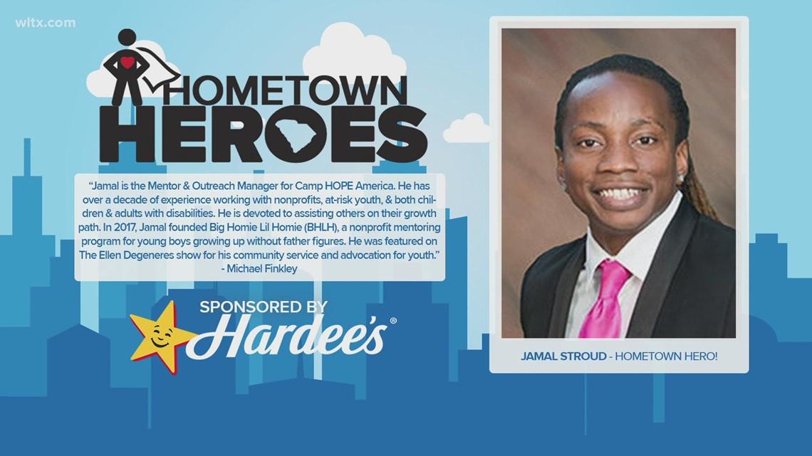 Hometown Hero: Jamal Stroud