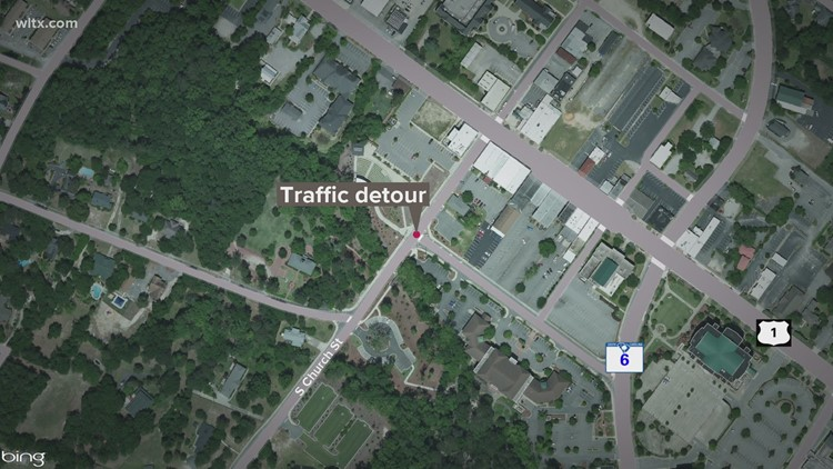 Lexington road to close Thursday morning to fix water main break