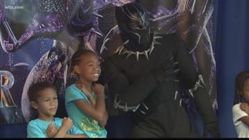 Black Panther Day at Edventure