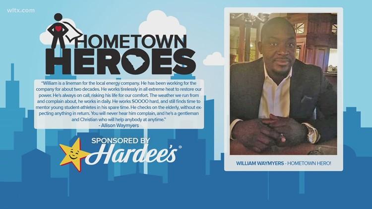 Hometown Hero: William Waymyers