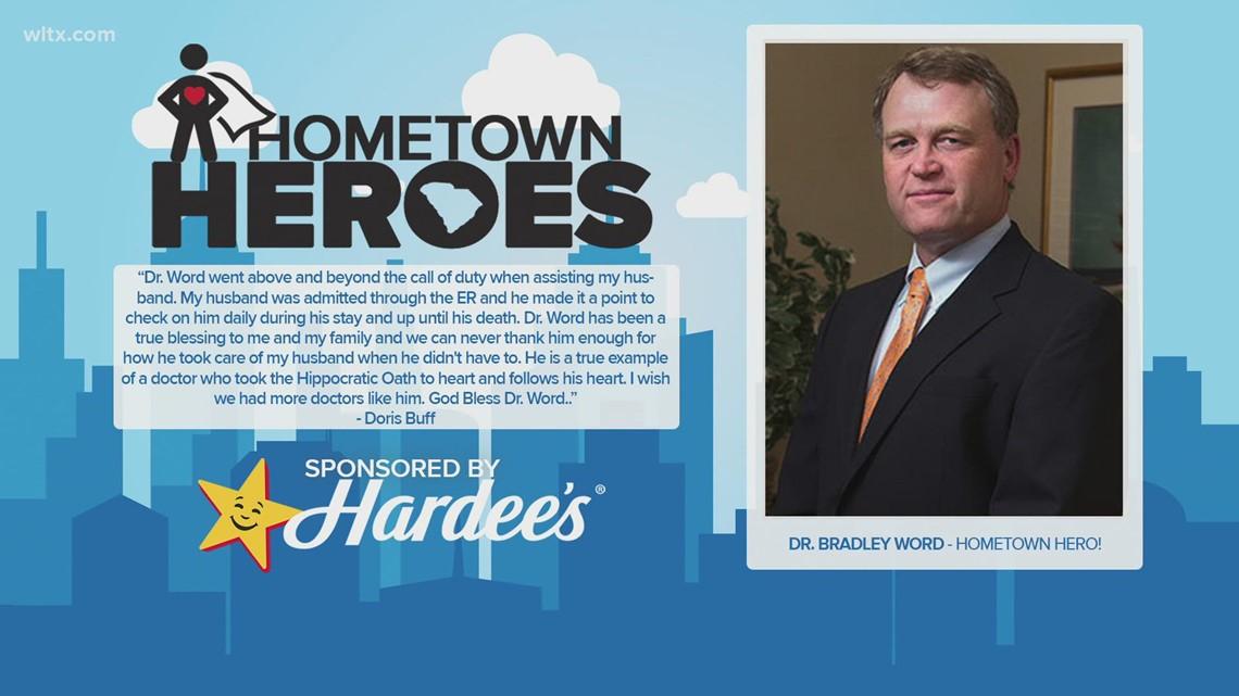 Hometown Hero: Dr. Bradley Word