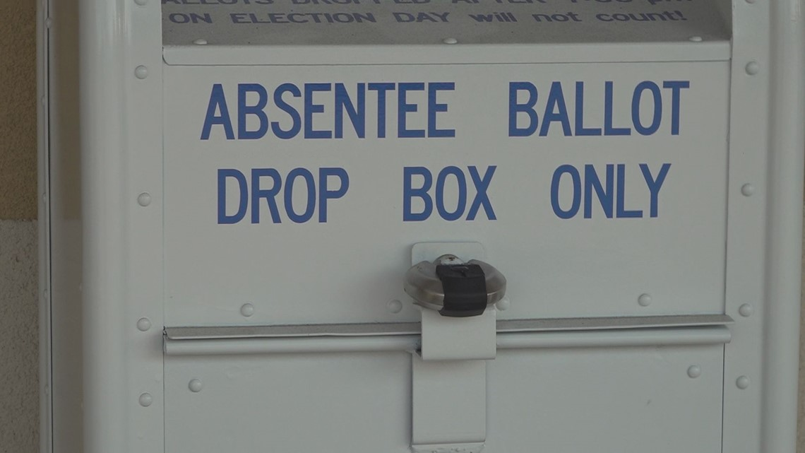 Absentee Ballot information for Irmo residents