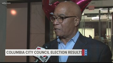 Ed McDowell reelected as councilman for Columbia City District 2