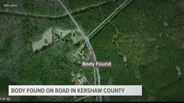 Man killed, body dumped in Kershaw County
