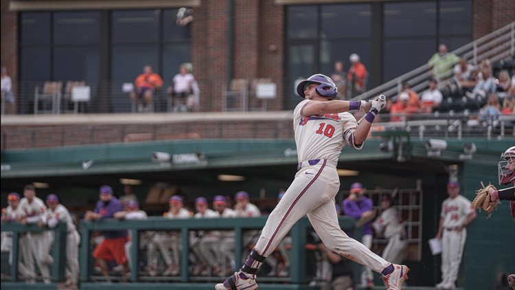 Clemson Baseball falls to Duke in season finale