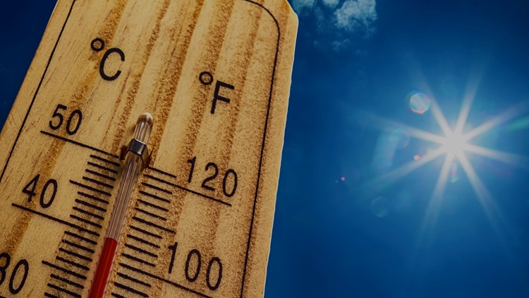 Columbia breaks record for number of Fall days with 90 degree heat
