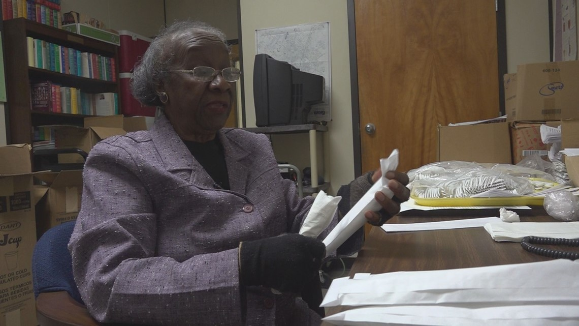 'Keep your mind from growing idle' says 82 year-old volunteer
