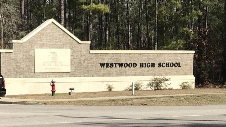 Westwood High student charged with punching teacher in the face