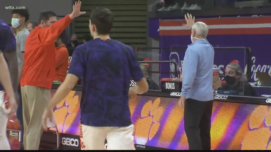 Brownell and the Tigers have their own bubble in Indianapolis