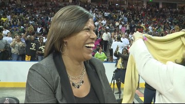 Debbie Stroman Wardlaw retiring from Lower Richland High athletics