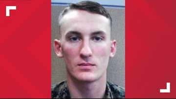 Ex-Marine wanted for murder, could be in South Carolina