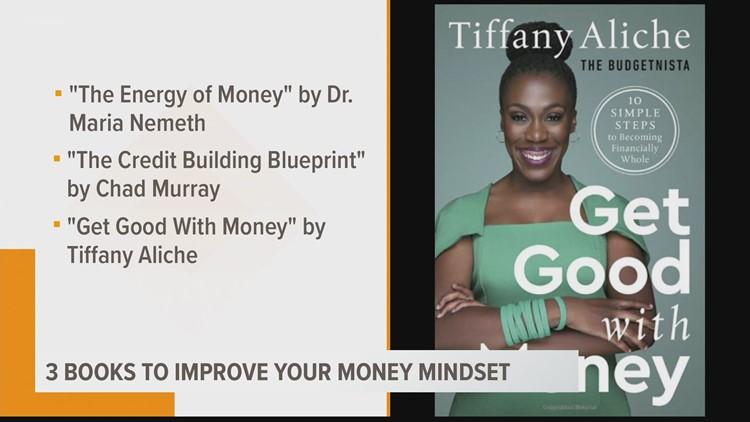 Money Monday: 3 books to improve your money mindset