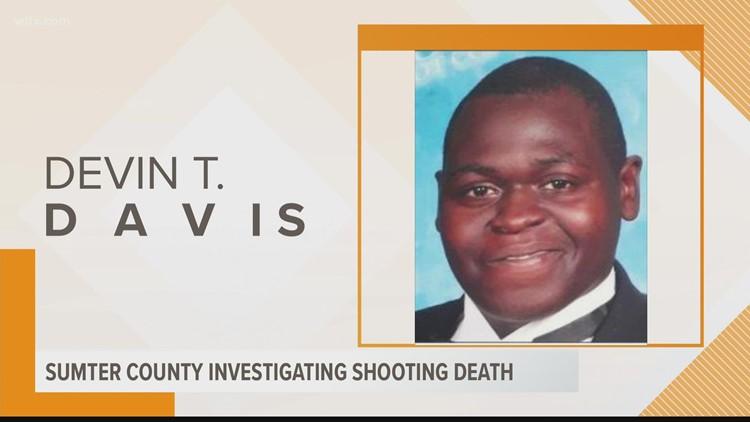 Investigators seek leads in killing of Sumter man
