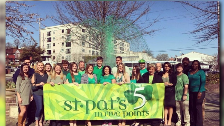 37th annual St. Pat's in Five Points
