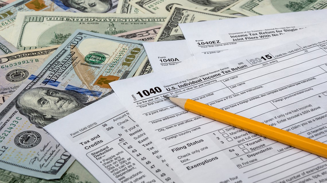 Make less than $55,000 a year? You can get your taxes done free