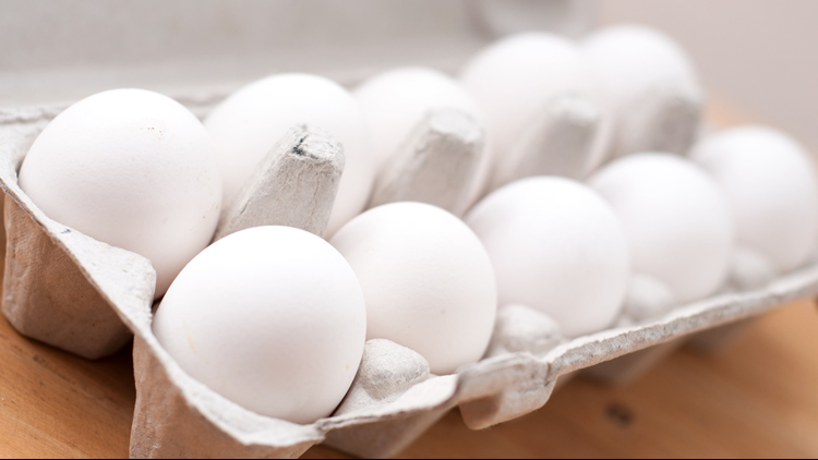 The eggs, from a farm in NC, were distributed to Walmart stores, Food Lion stores and restaurants in 9 states, including South Carolina.