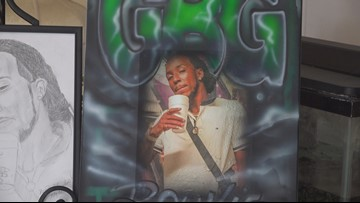 The family of Theron Woodard continues to search for answers in his shooting death