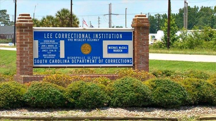 Lee Correctional Institution Sign _1523914596873.jpg.jpg