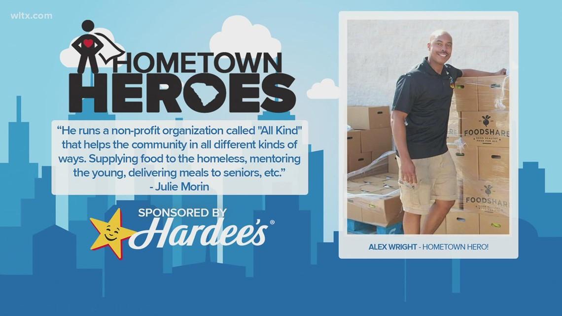 Hometown Hero: Alex Wright