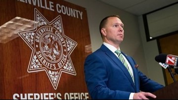Judge grants bond for former Greenville Co. Sheriff Will Lewis